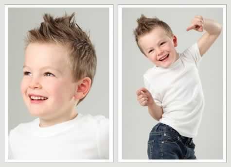 Corte de cabello para ninos 2015