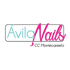 logo_AvilaNails